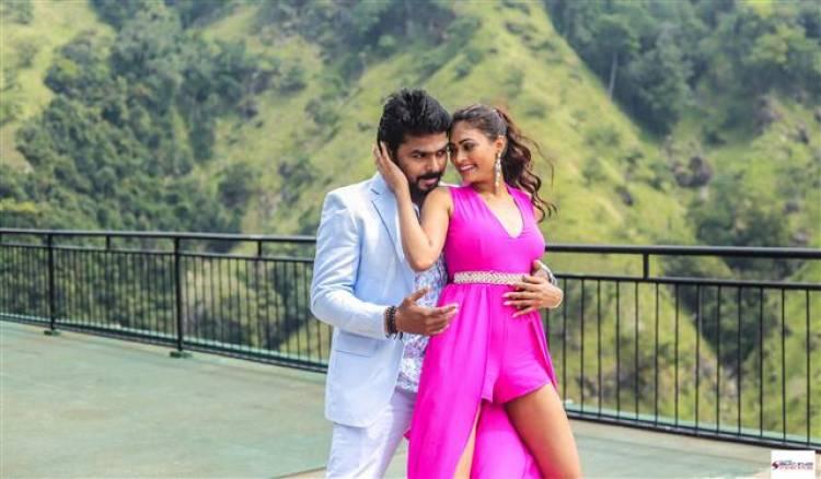 """""""Antha Nimidam"""" Tamil Movie Stills"""