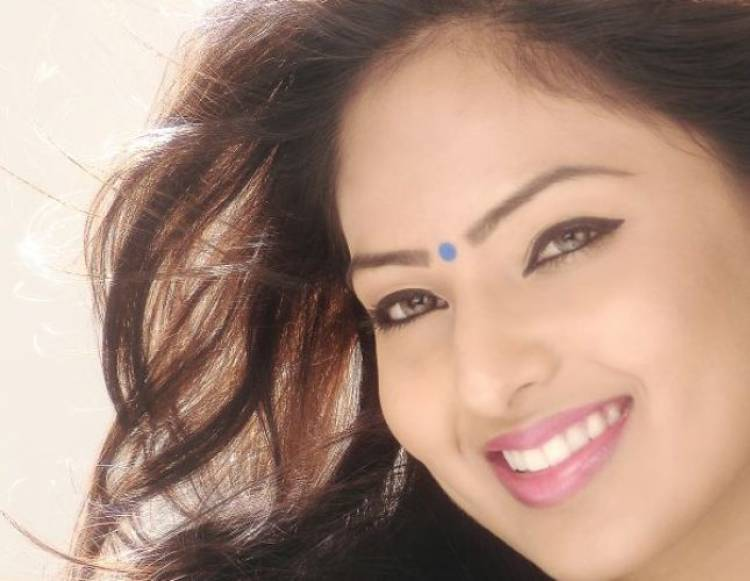 Nikesha Patel has now signed her next film with actor Aarav in Tamil