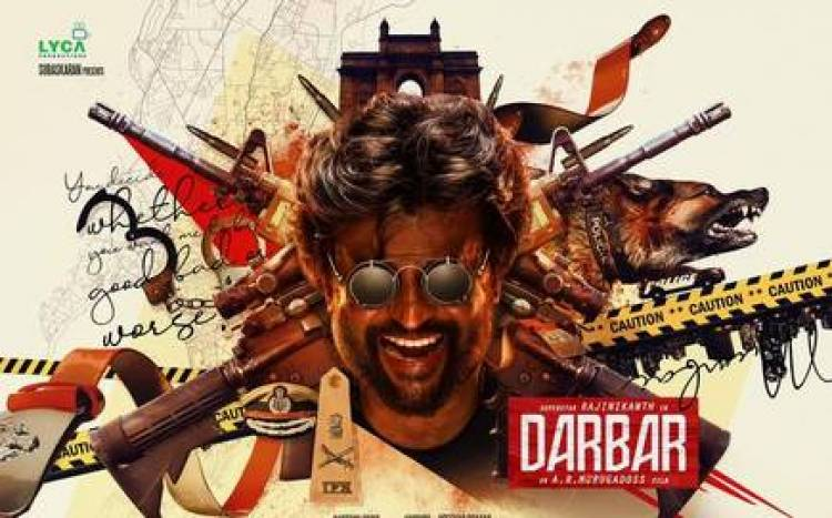 First Schedule of Rajinikanth's Darbar has been Completed!