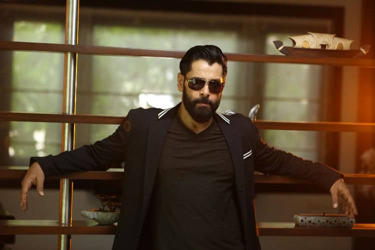 Actor Vikram's next is an trilingual movie