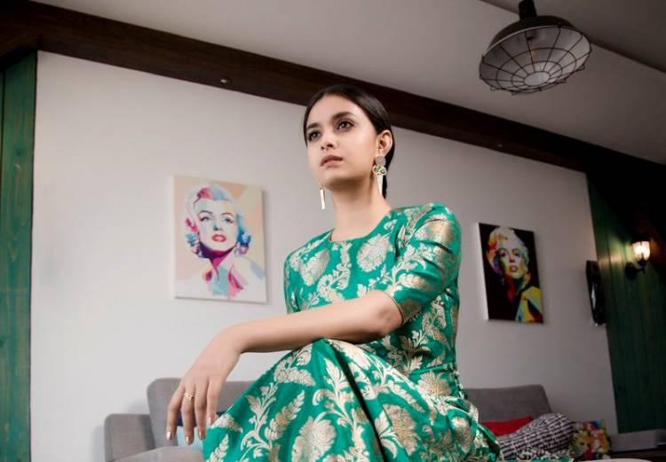 Actress Keerthy Suresh Latest Photoshoot Stills