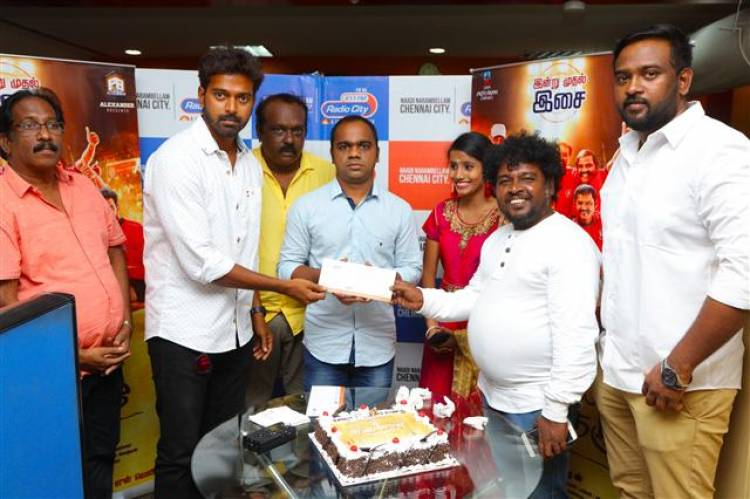 """Vennila Kabaddi Kuzhu 2"" - Audio Launch Stills"