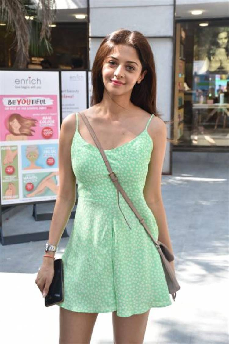 Actress Vedhika New Stills