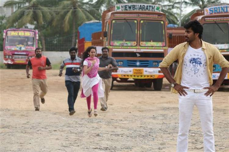 Mosadi - Movie Stills