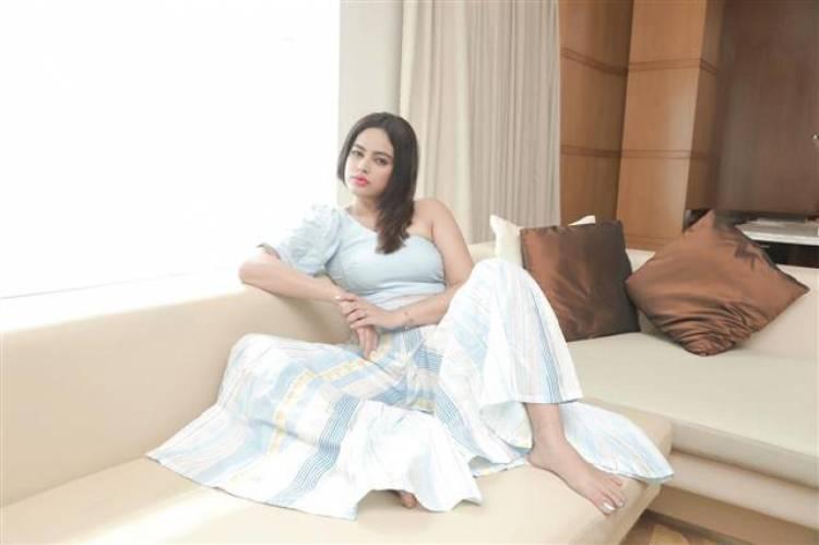 Stunning New Photoshoot Pic's of Actress Nandita Sweta
