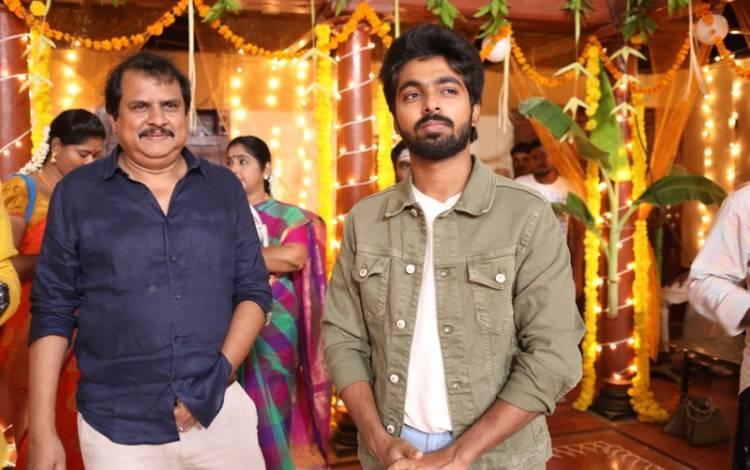 'Aayiram Jenmangal' starring G V Prakash Kumar directed by S Ezhil