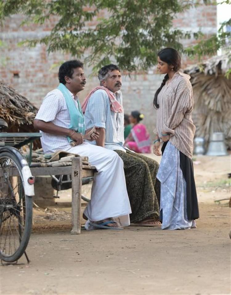 சிவகார்த்திகேயன் நாயகியுடன் ஜோடி சேர்ந்த சமுத்திரக்கனி