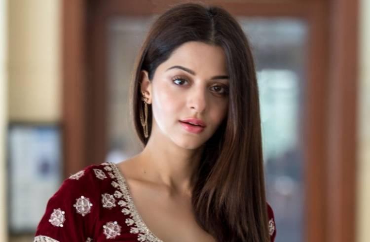 Actress Vedhika Brand New Photoshoot Stills