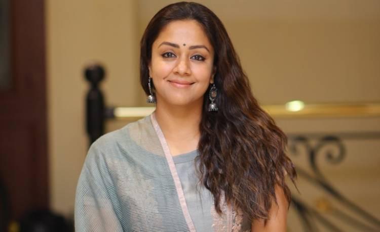பிரபல நடிகையை பாராட்டிய ஜோதிகா