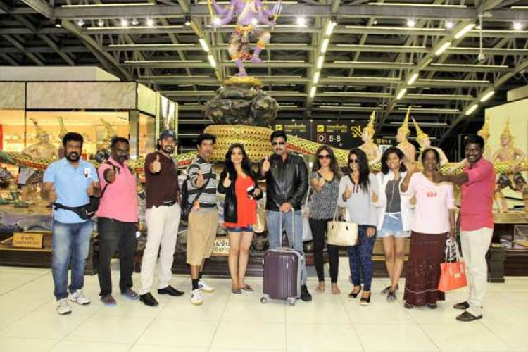 CHENNAI TO BANGKOK MOVIE STILLS