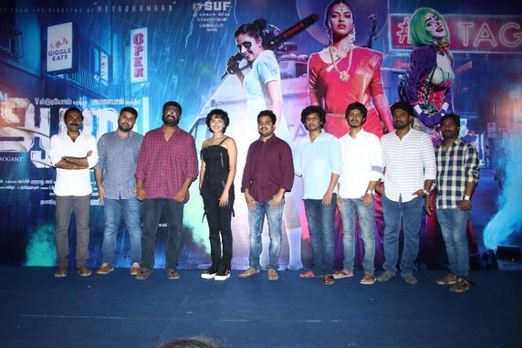 """""""Aadai"""" Movie Audio Launch Stills"""