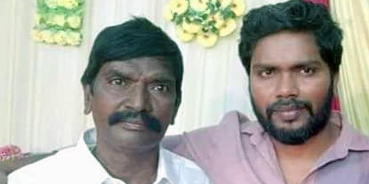 Director Pa Ranjith's father Pandurangan passed away