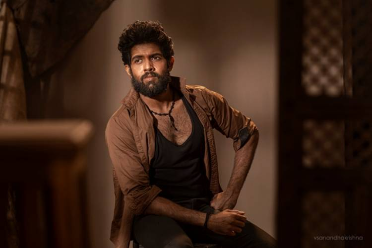 Actor Dev Latest Photos