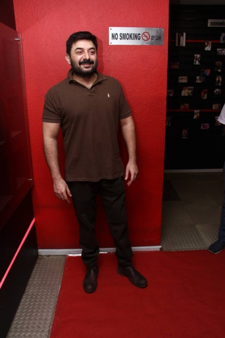 Aadai Celebrities Show Stills