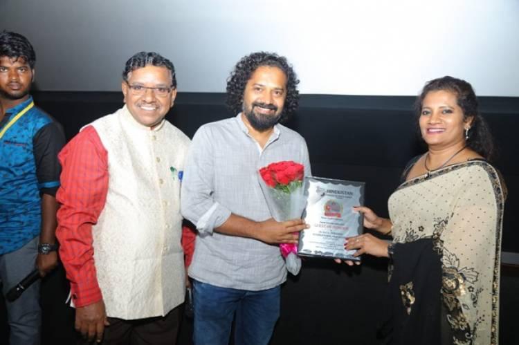 Celebrities at Dr KCG Verghese International Film Festival Day 2 Stills