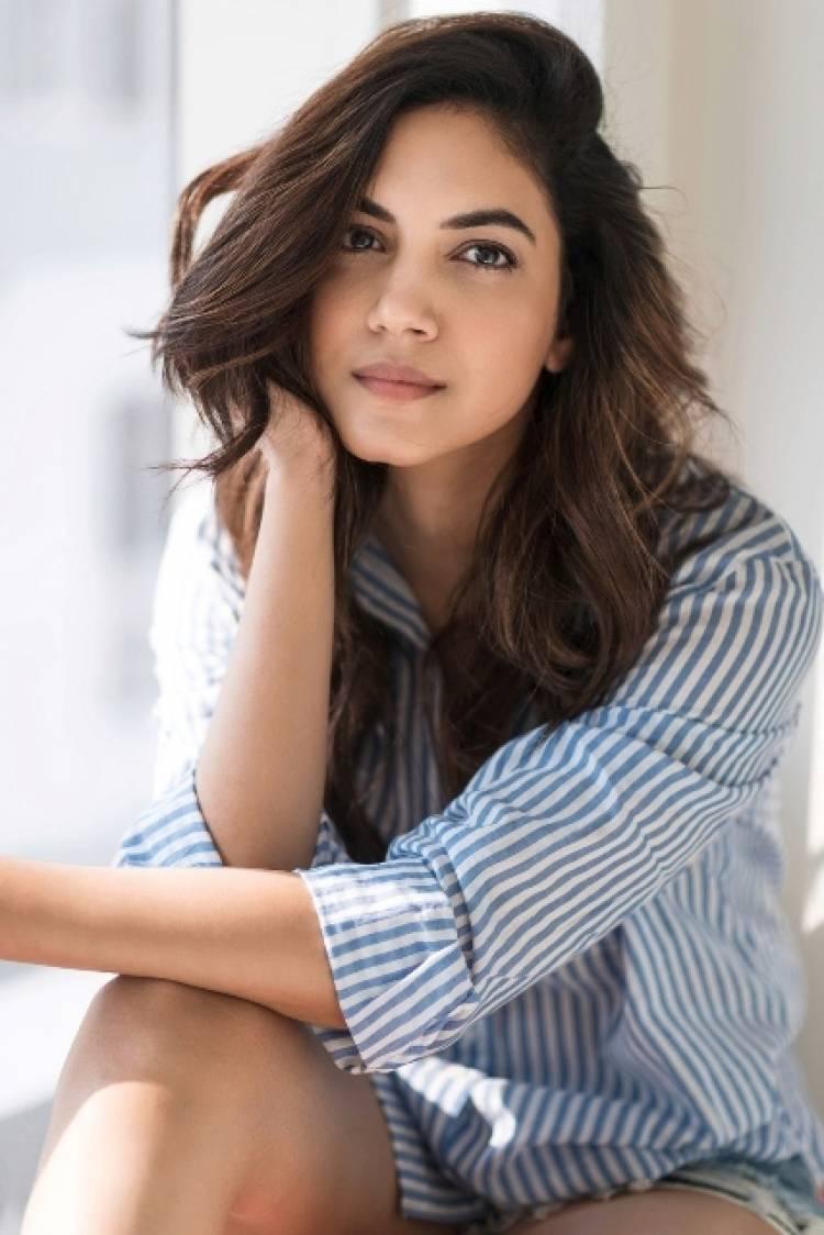 Actress Ritu Varma Latest Stills