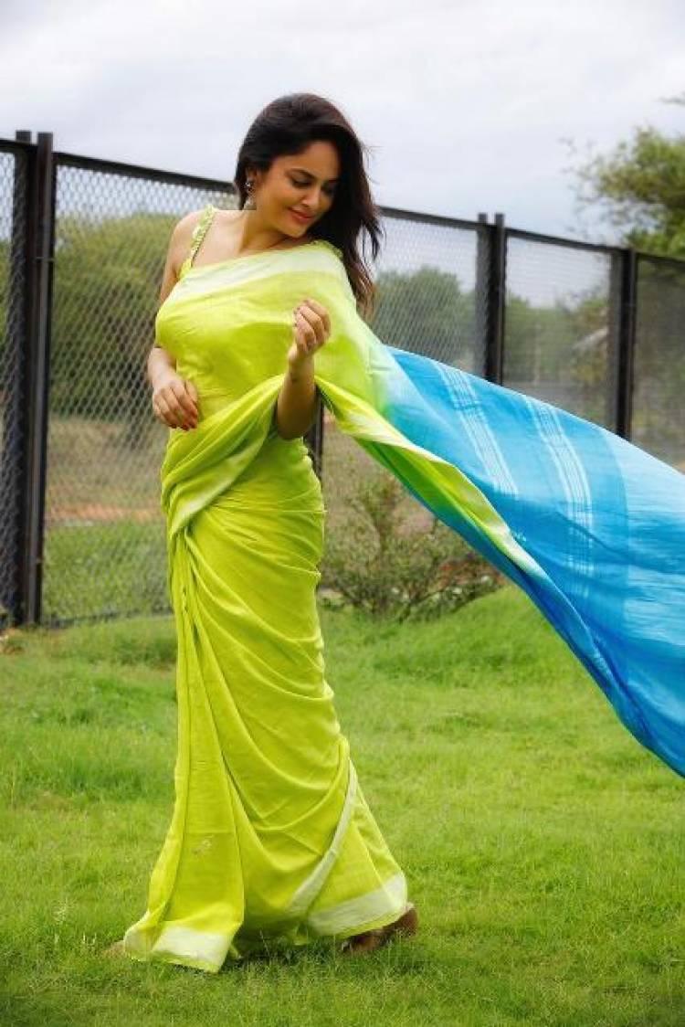 Actress NanditaSwetha Latest Stills