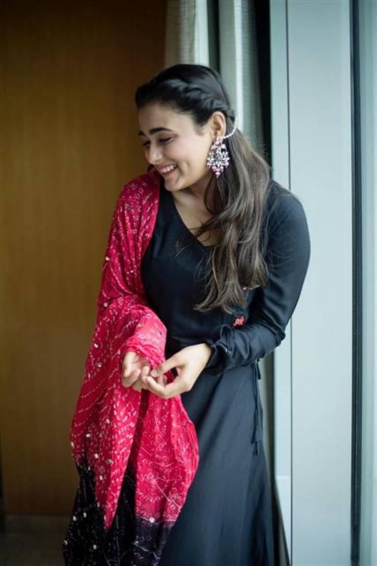 Bold & Beautiful Actress Shalini Pandey Latest Photoshoot Stills