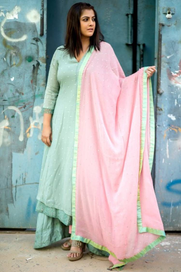 Actress Varalaxmi Sarathkumar Latest Stills