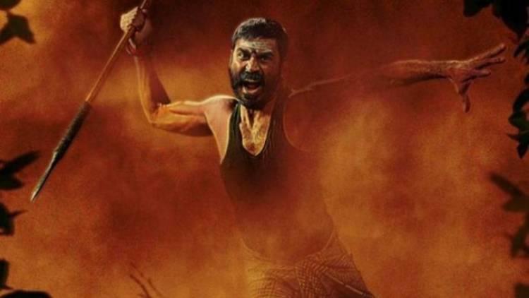 'அசுரன்' படத்தின் அட்டகாசமான இரண்டாவது லுக்!
