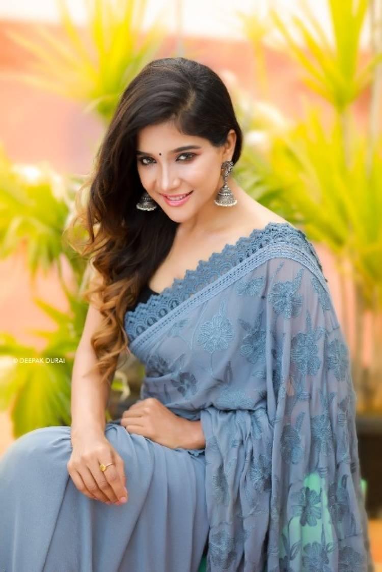 Actress SakshiAgarwal Latest Pictures