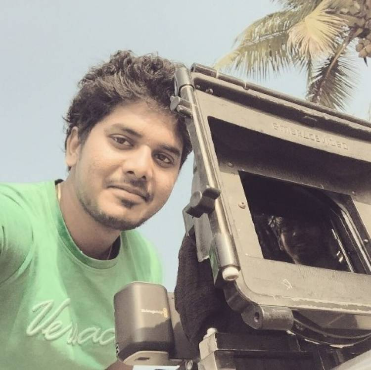 45,000 ரூபாயில் எடுக்கப்பட்ட திரைப்படம் 'சர்வைலன்ஸ் ஜோன்'..!