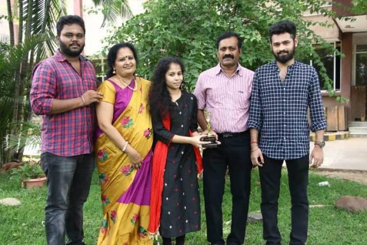 'ஒன்றா இரண்டா ஆசைகள்' படத்திற்கு சர்வதேச விருது