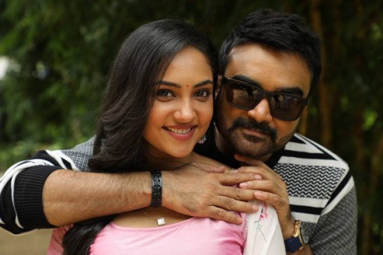 Agni Natchathram Movie Pooja Stills