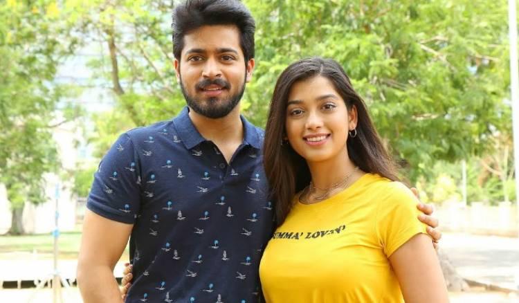 Harish Kalyan starrer 'Dhanusu Rasi Nayyarre' filmmaking stills!
