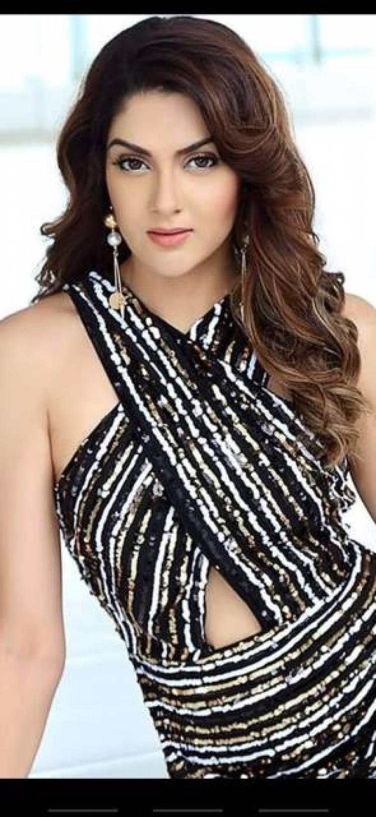 Actress Sakshi Chaudhary Latest Stills
