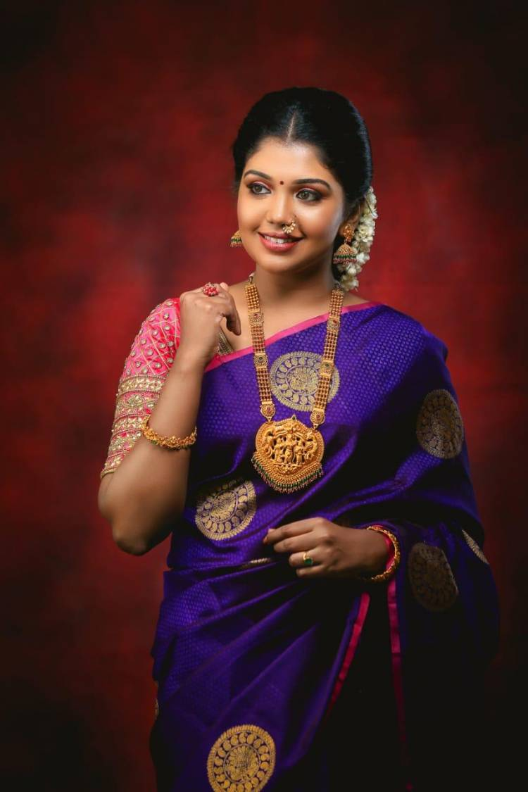 Traditional beauty @Riythvika