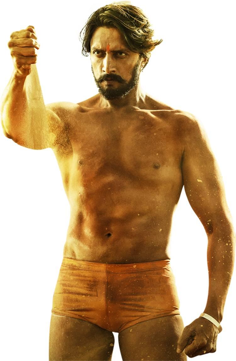 World Television Premiere of Super hit movie 'Pailwaan' on Zee Kannada