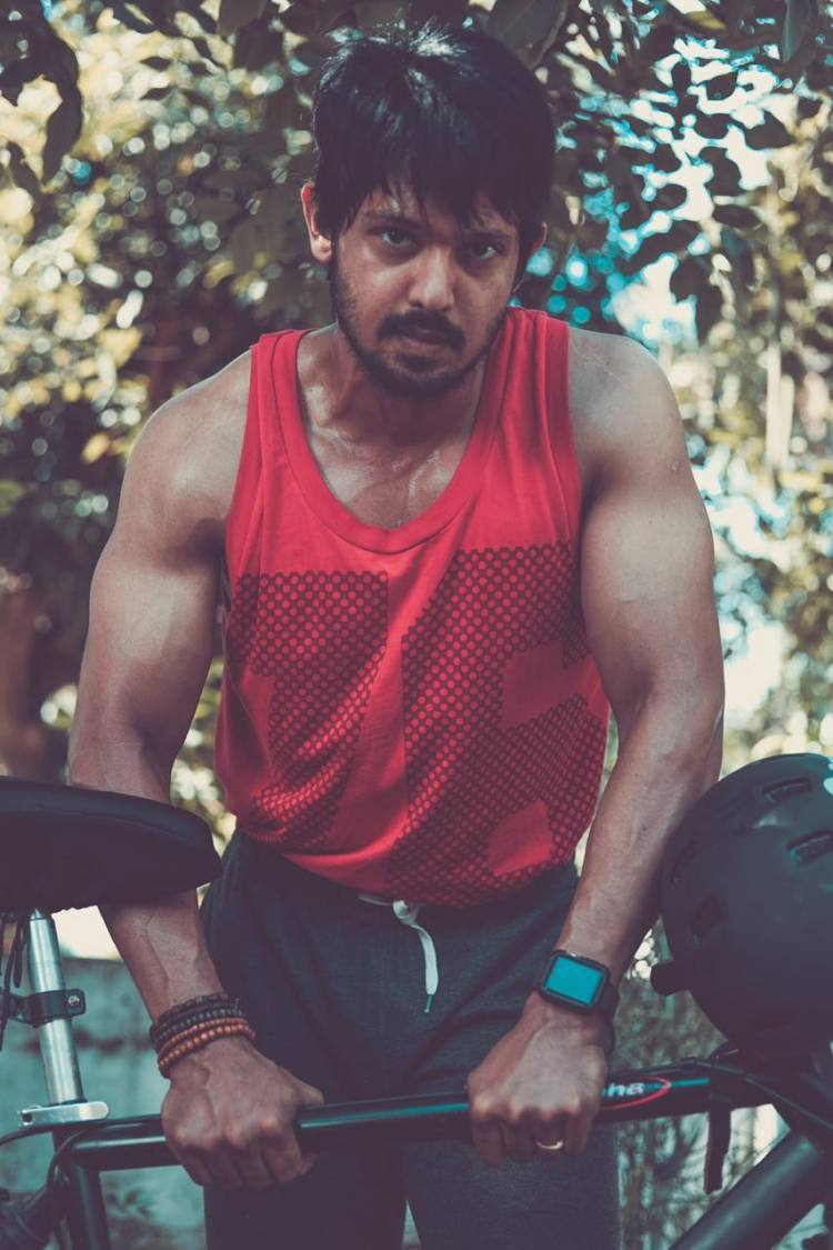 Recent Stills of cool and stylish Attractive Actor Nakkhul