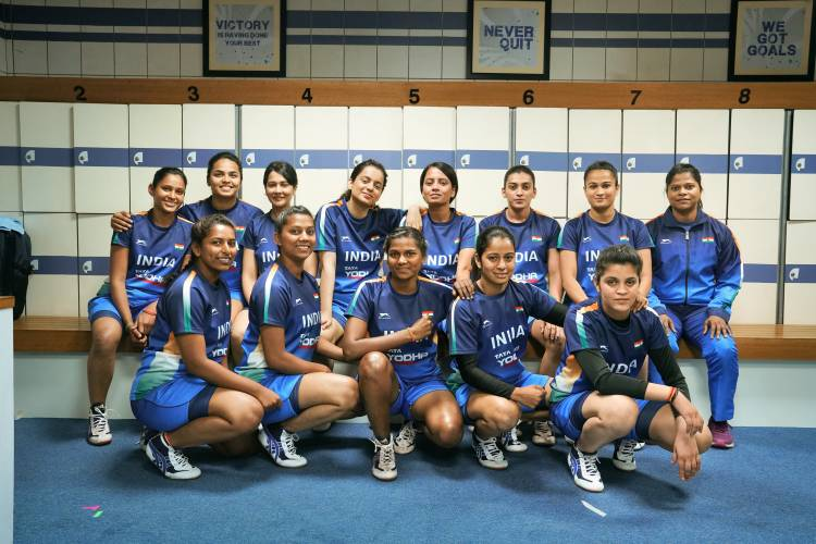 Panga pays tribute to women power