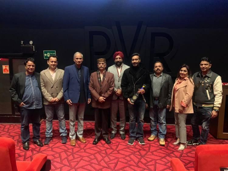 Ajay Devgn's Tanhaji creates history!