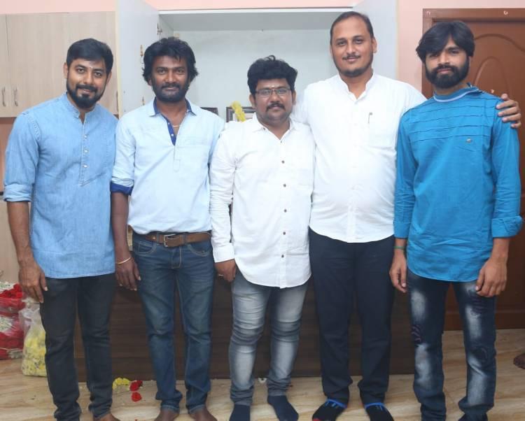 Chandramediavision  production2 filmpoojastills