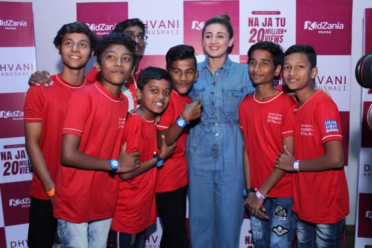 A day out with Dhvani Bhanushali at Kidzania Mumbai
