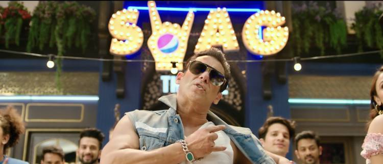 PEPSI ALL SET TO CELEBRATE VALENTINE'S DAY WITH SWAG