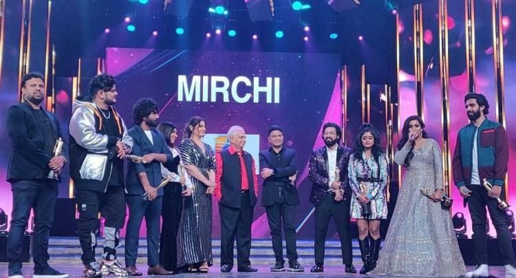 Mirchi Music Awards!