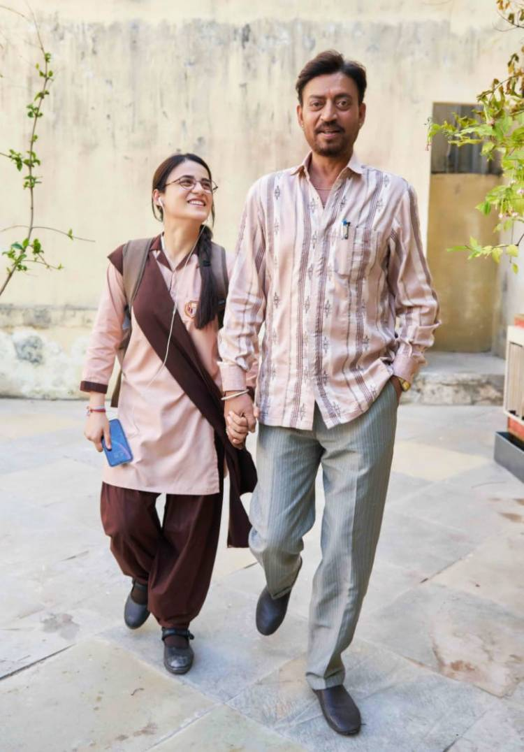 Why fear, when Superdad Irrfan is here