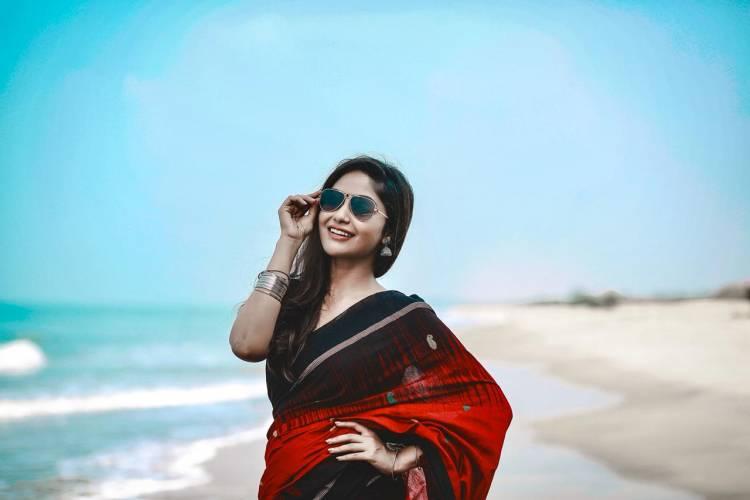 Gorgeous #ThikkuDhuttu2 Fame Actress ShrithaShivadas Xclusive Stills