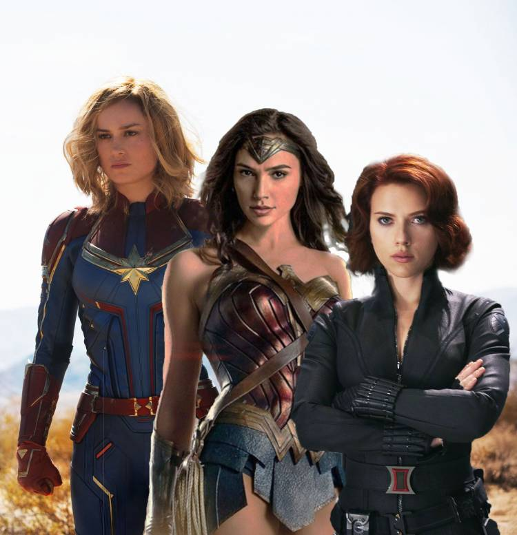 Women's Day - How Female Superheroes are ruling the game now?
