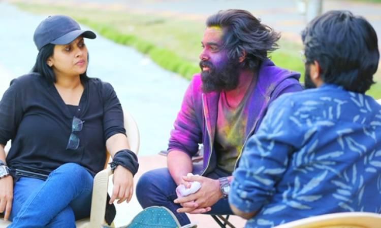 நடிகை காவேரி (எ) கல்யாணி இயக்குனர்-தயாரிப்பாளராக அடியெடுத்து வைக்கிறார்