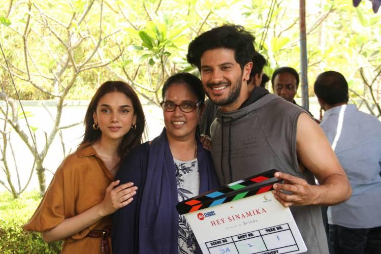 Jio Studios announces its first Tamil film -  Hey Sinamika