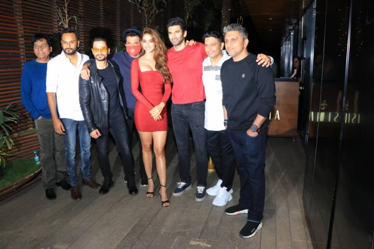 Producer Bhushan Kumar shares his happiness at Malang's success bash