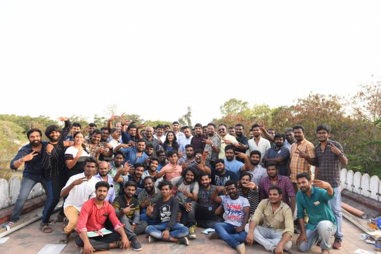 Friendship movie shooting spot pictures