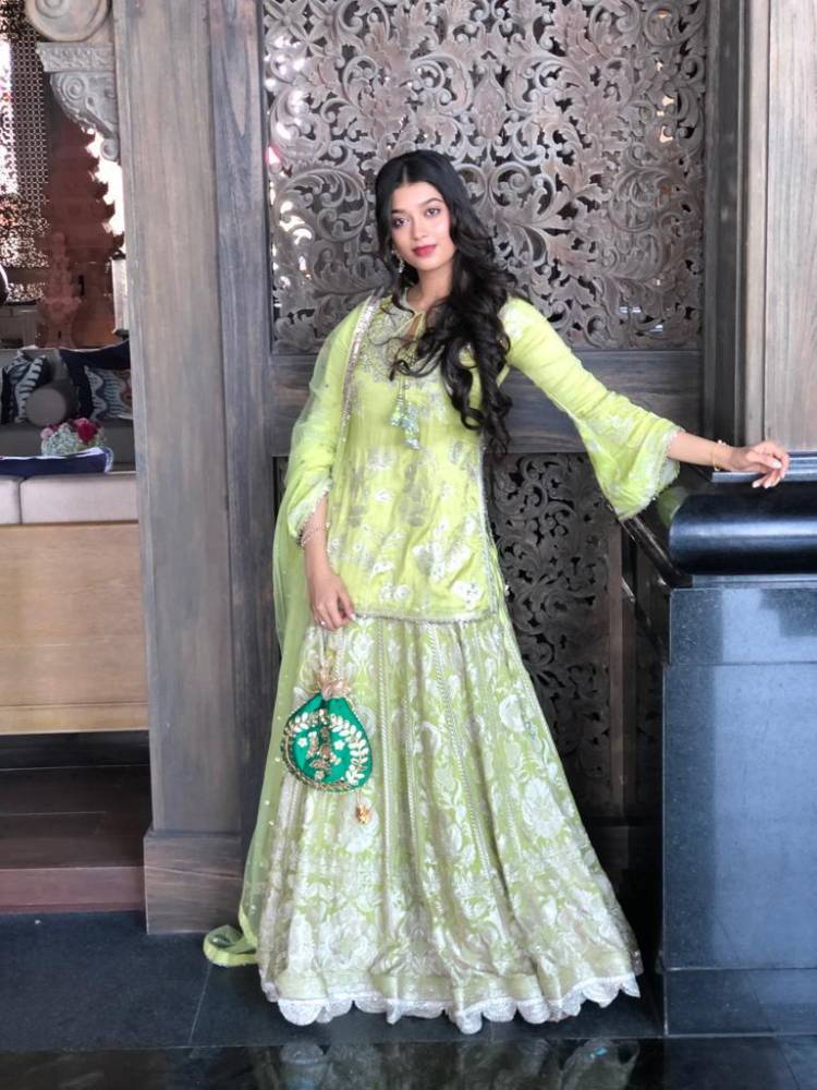 Gorgeous pics of Actress Digangana Suryavanshi
