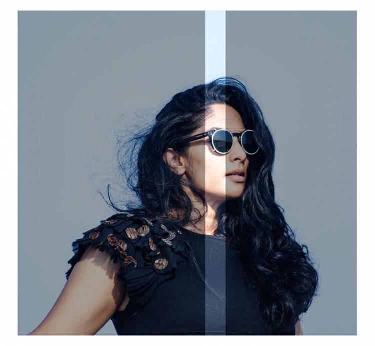 Actress SriyaReddy bold and beautiful latest photoshoot