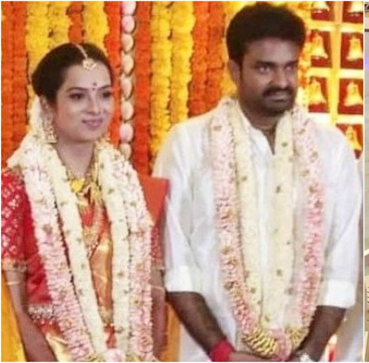 Director Vijay and Dr.Aishwarya are blessed with a baby boy