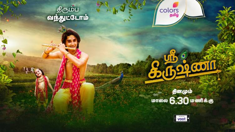 Fresh and Original Content on COLORS Tamil everyday